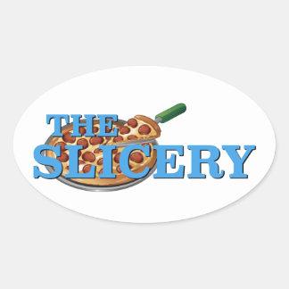 The Slicery - Sabrina, the Teenage Witch Oval Sticker