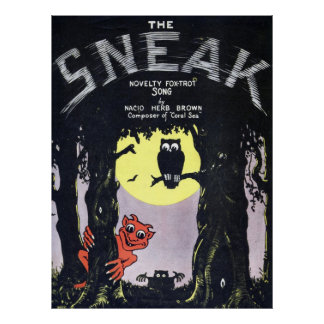 The Sneak Poster