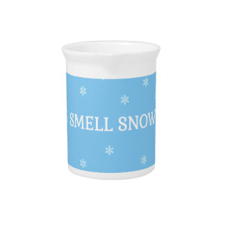 The Snow Lover Pitcher