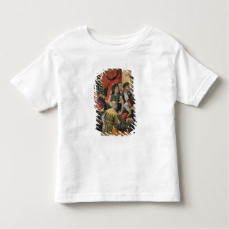 The Soldiers Drawing Lots for Christ's Clothes Tee Shirt