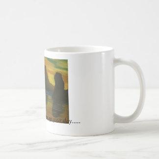 'The Son Shines Through' Coffee Mug