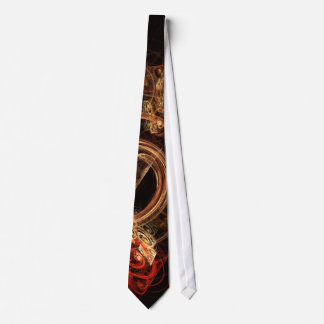 The Sound of Music Abstract Art Tie