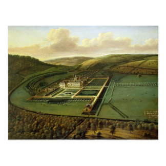 The Southeast Prospect of Hampton Court, Herefords Postcard