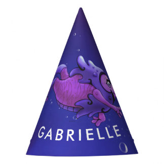 THE SPAROS FISH PARTY HAT PAPER