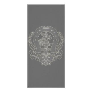 The_Sport_Of_Kings Custom Rack Card