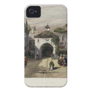 The Square of the Fountain, Adrianople iPhone 4 Covers