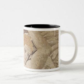 The Stag Hunt Two-Tone Coffee Mug