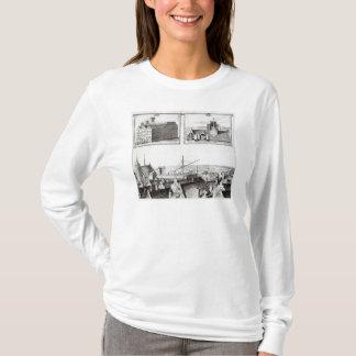 The Sternenburg observatory T-Shirt