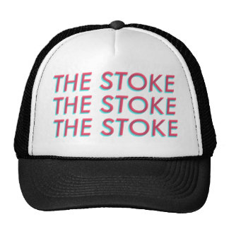 """The Stoke"" 3-D trucker hat"