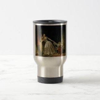 The Stolen Kiss by Jean-Honoré Fragonard Coffee Mug