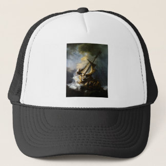 The Storm on the Sea of Galilee Trucker Hat