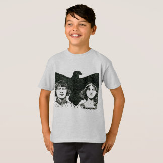 ~ The Story of the Falcon Illustrated ~ T-Shirt