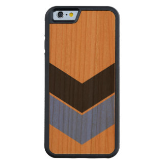 The Stripes - Carved Cherry iPhone 6 Bumper Case