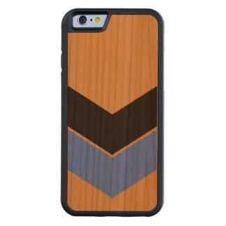 The Stripes - Cherry iPhone 6 Bumper Case