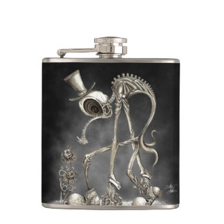 The stroll hip flask