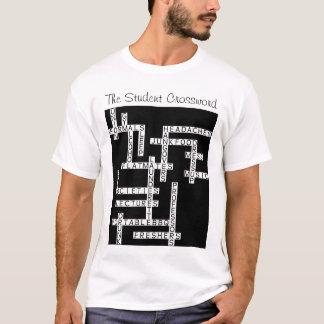 The Student Crossword T-Shirt