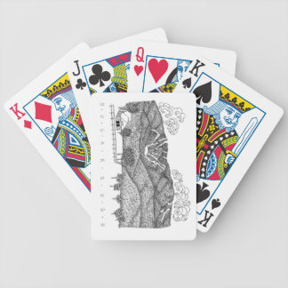 The Sugarbush Playing Card Illustrated Pack
