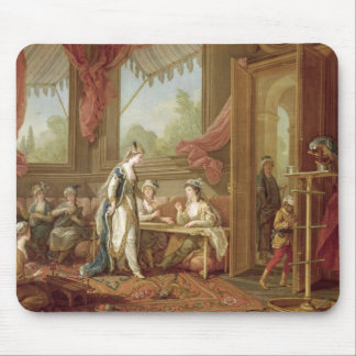 The Sultana Ordering Tapestries Mouse Pad