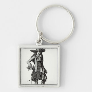 The Summer Sword Dress, 1675 Key Ring