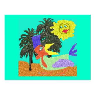 The Sunny Bird Post Cards