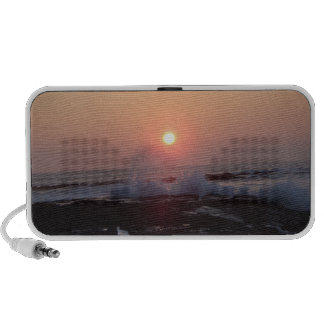 The Sunset and The Wave PC Speakers