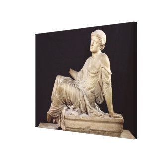 The Supplicant Barberini' Canvas Print