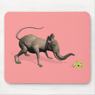 The Sweet Mouphant Mouse Pad