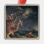 The Tempest, c.1762 Ornaments