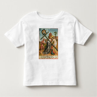 The Temptation of a Saint Toddler T-Shirt