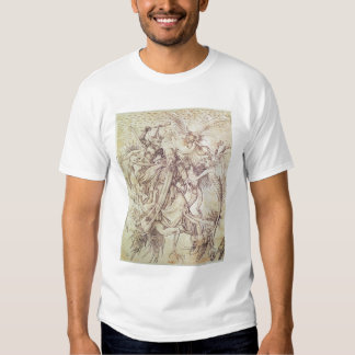 The Temptation of St. Anthony (engraving) Tshirts