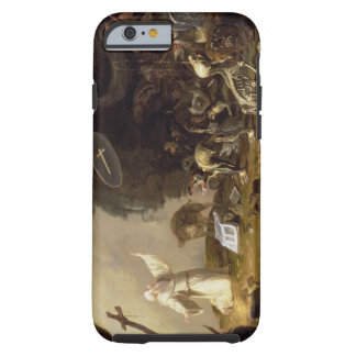 The Temptation of St. Anthony (panel) Tough iPhone 6 Case