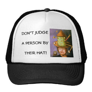 The Thinking Cap Trucker Hat
