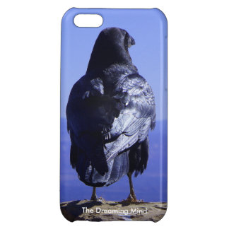 The Thoughtful Crow Case For iPhone 5C