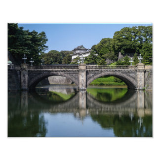 The Tokyo Imperial Palace - Photo Print