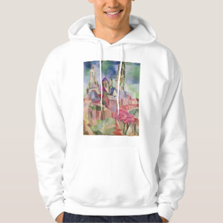 The Towers of Laon, 1911 Hoodie