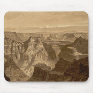 The Transept, Kaibab Division, Grand Canyon Mouse Pad