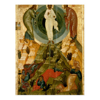 The Transfiguration of Our Lord Postcard