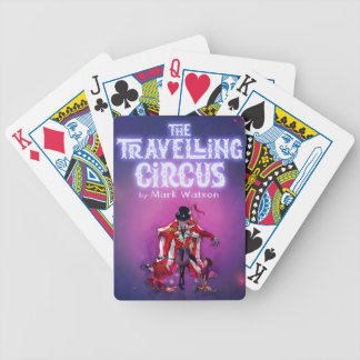 The Travelling Circus Bicycle Playing Cards