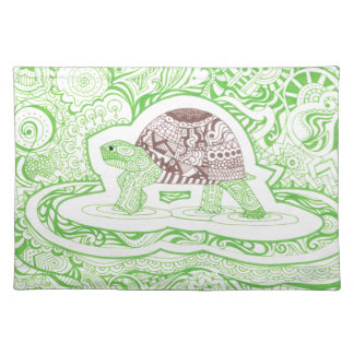 The Travelling Tortoise Placemat