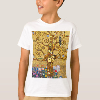 """The Tree of Life"" and Gustav Klimt T-Shirt"