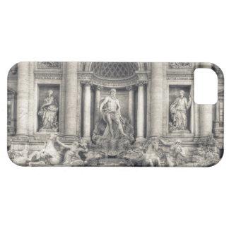The Trevi Fountain (Italian: Fontana di Trevi) 4 iPhone 5 Cases