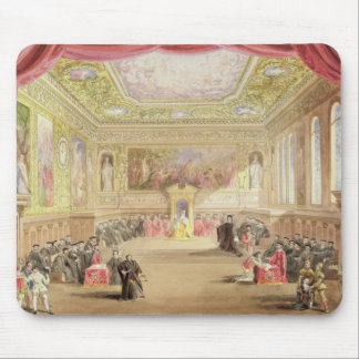 The Trial, Act IV, Scene I from Charles Kean's pro Mouse Pad