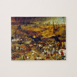 The Triumph of Death by Pieter Bruegel the Elder Jigsaw Puzzle