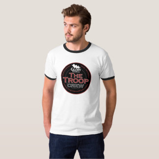 The Troop Crew ringer T-shirt