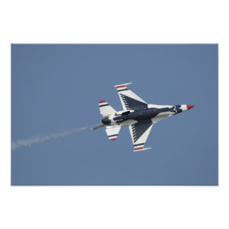 The US Air Force Thunderbirds Photo