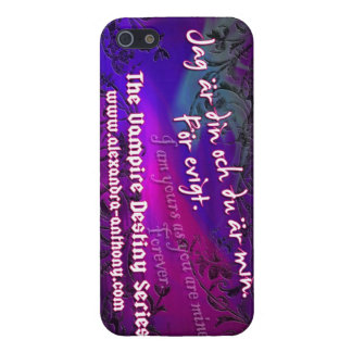 The Vampire Destiny Series Iphone5 Case Case For The iPhone 5