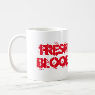The Vampire Diaries US TVSeries Mug Fresh Blood