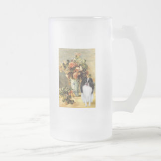 The Vase - Japanese Chin 2 Coffee Mugs