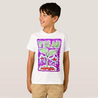 "The ""Vegan"" boys T Shirt"