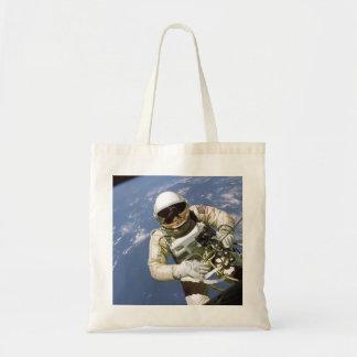 The Very First U.S. Spacewalk - June 3rd, 1965 Tote Bag